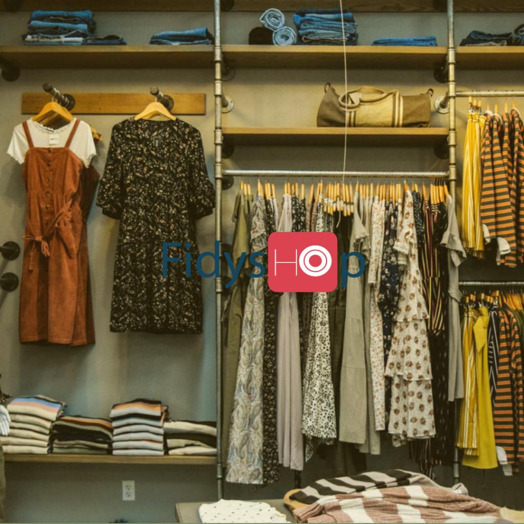 Carta fedeltà per negozi di abbigliamento - FidyShop