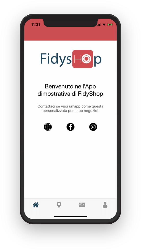Fidelity app Fidyshop provala gratis